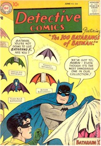 Detective Comics 244 - for sale - mycomicshop