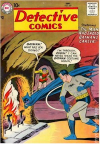 Detective Comics 247 - for sale - mycomicshop