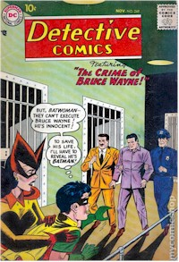 Detective Comics 249 - for sale - mycomicshop