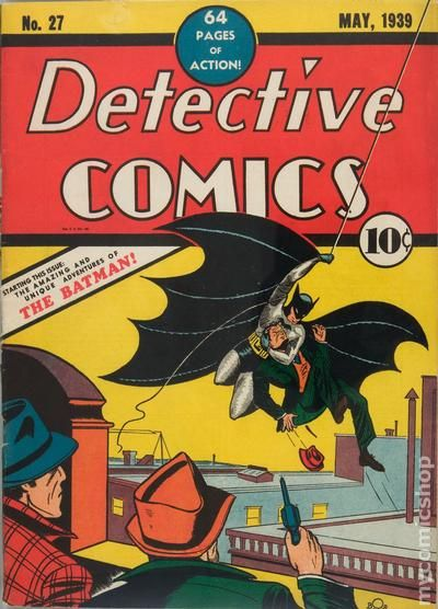 Detective Comics 27 - for sale - mycomicshop