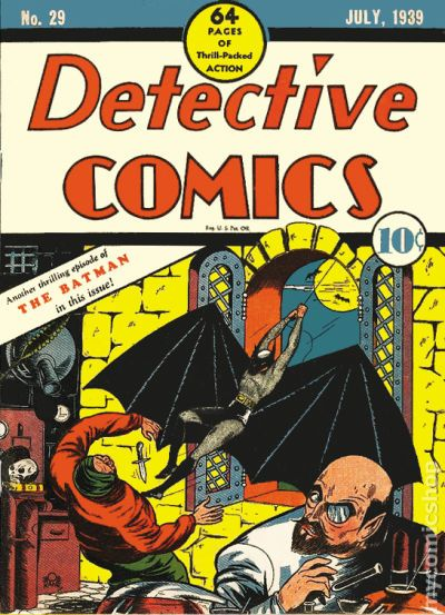Detective Comics 29 - for sale - mycomicshop