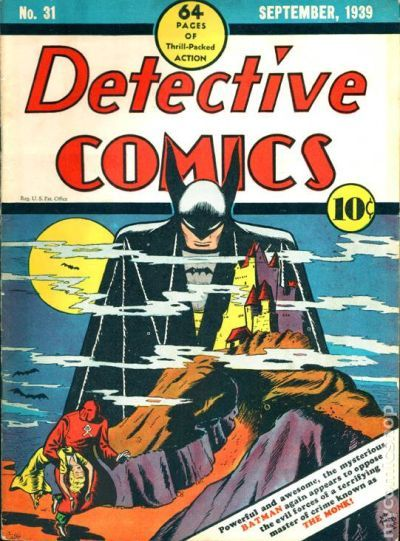 Detective Comics 31 - for sale - mycomicshop