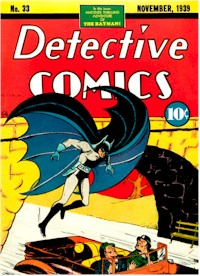 Detective Comics 33 - for sale - mycomicshop