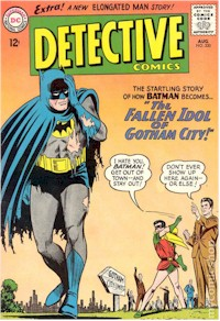 Detective Comics 330 - for sale - mycomicshop