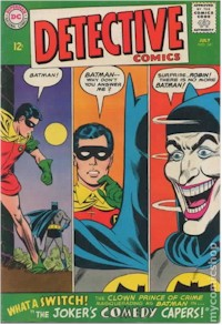 Detective Comics 341 - for sale - mycomicshop