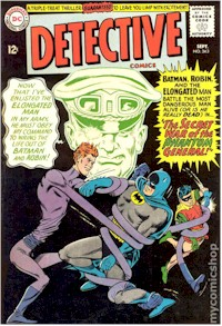 Detective Comics 343 - for sale - mycomicshop