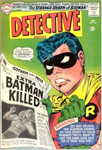Detective Comics 347 - for sale - mycomicshop