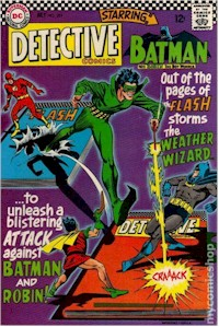 Detective Comics 353 - for sale - mycomicshop