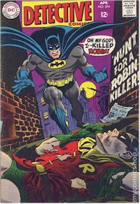 Detective Comics 374 - for sale - mycomicshop