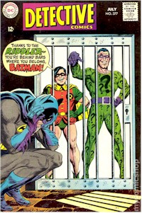 Detective Comics 377 - for sale - mycomicshop