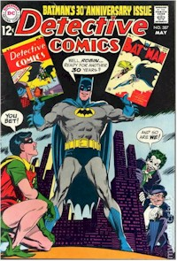 Detective Comics 387 - for sale - mycomicshop