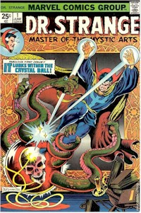 Doctor Strange 1 - for sale - mycomicshop