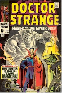 Doctor Strange 169 - for sale - mycomicshop