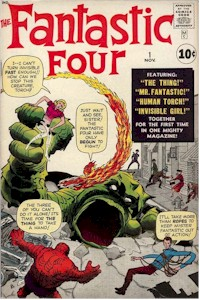 Fantastic Four 1 - for sale - mycomicshop