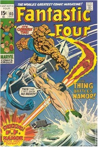 Fantastic Four 103 - for sale - mycomicshop