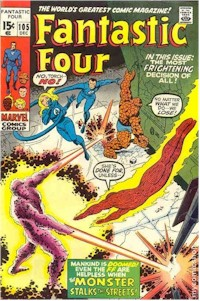 Fantastic Four 105 - for sale - mycomicshop