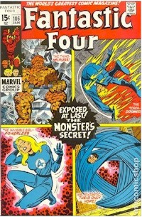 Fantastic Four 106 - for sale - mycomicshop