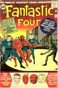 Fantastic Four 11 - for sale - mycomicshop