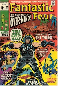 Fantastic Four 113 - for sale - mycomicshop