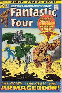Fantastic Four 116 - for sale - mycomicshop