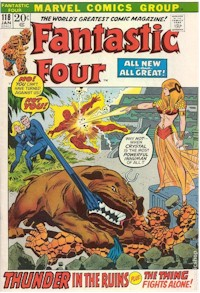 Fantastic Four 118 - for sale - mycomicshop