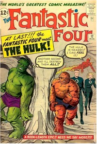 Fantastic Four 12 - for sale - mycomicshop