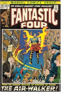 Fantastic Four 120 - for sale - mycomicshop