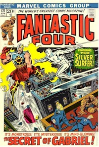Fantastic Four 121 - for sale - mycomicshop