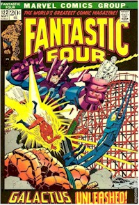 Fantastic Four 122 - for sale - mycomicshop