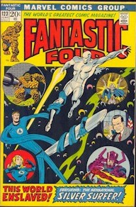 Fantastic Four 123 - for sale - mycomicshop