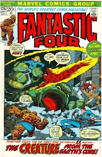 Fantastic Four 126 - for sale - mycomicshop