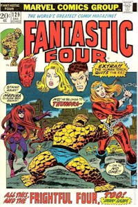 Fantastic Four 129 - for sale - mycomicshop