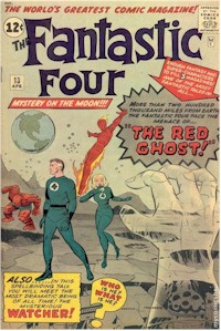 Fantastic Four 13 - for sale - mycomicshop