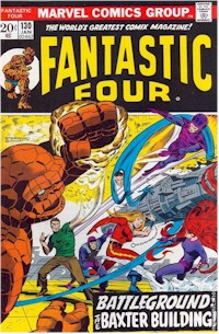 Fantastic Four 130 - for sale - mycomicshop