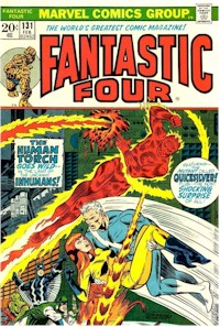 Fantastic Four 131 - for sale - mycomicshop