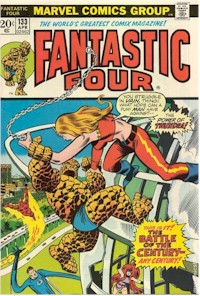 Fantastic Four 133 - for sale - mycomicshop