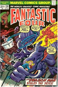 Fantastic Four 134 - for sale - mycomicshop