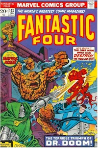 Fantastic Four 143 - for sale - mycomicshop