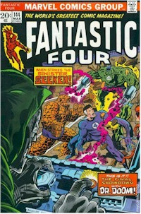 Fantastic Four 144 - for sale - mycomicshop