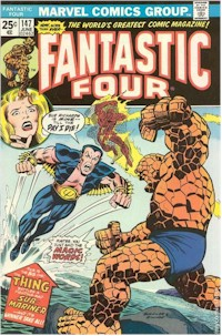 Fantastic Four 147 - for sale - mycomicshop