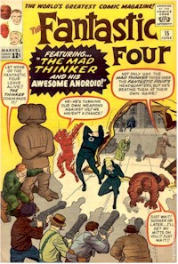 Fantastic Four 15 - for sale - mycomicshop