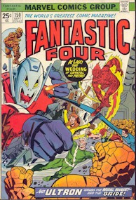 Fantastic Four 150 - for sale - mycomicshop