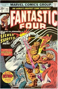 Fantastic Four 155 - for sale - mycomicshop