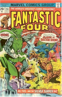 Fantastic Four 156 - for sale - mycomicshop