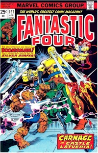 Fantastic Four 157 - for sale - mycomicshop