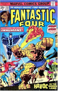 Fantastic Four 159 - for sale - mycomicshop