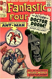 Fantastic Four 16 - for sale - mycomicshop
