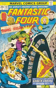 Fantastic Four 167- for sale - mycomicshop