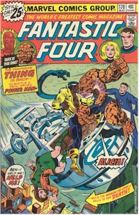 Fantastic Four 170 - for sale - mycomicshop