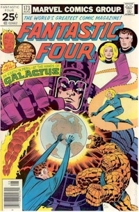 Fantastic Four 173 - for sale - mycomicshop